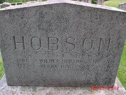 Wilder Hobson