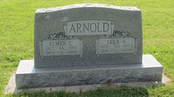 Elmer Clayton Arnold
