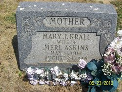 Jeanne Mary <i>Krall</i> Askins
