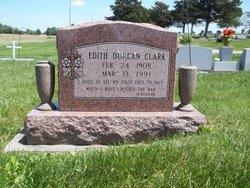 Edith Velma <i>Duncan</i> Clark