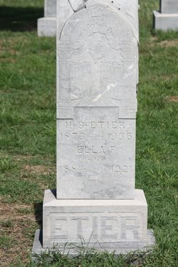 Henry Bennett Etier