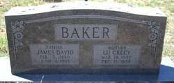 Lu Crecy <i>Hardcastle</i> Baker