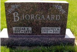 Oscar E Bjorgaard