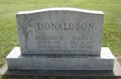 Freida C. <i>House</i> Donaldson