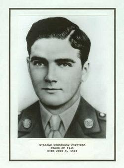 Corp William Henderson Coffield, Jr