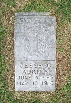 Jesse G Adkins