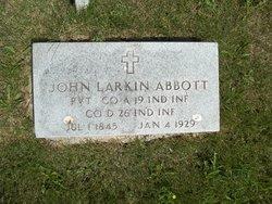 John Larkin Abbott