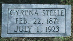 Cyrena <i>Bingham</i> Steele