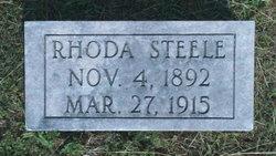 Rhoda Steele