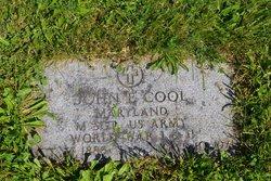 John Elmer Cool