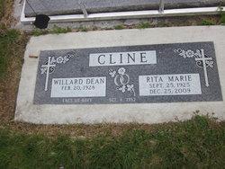 Rita Marie <i>Curtis</i> Cline
