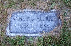 Annie P S Aldrich