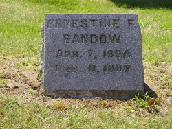 Ernestine F Bandow