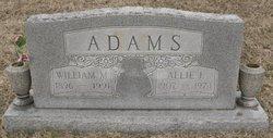 Allie F. Adams