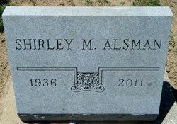 Shirley Mae <i>Land</i> Alsman
