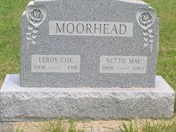 Leroy Coe Moorhead