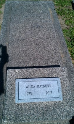 Wilda Birdell <i>Avers</i> Rayburn