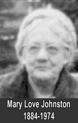 Mary Love Lovie Johnston