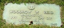 Woodrow W Reid