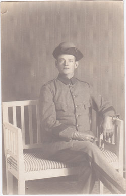 John Gustaf Johansson