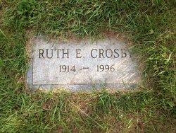 Ruth Edna Crosby
