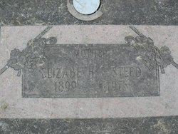 Elizabeth Ellen <i>Bunot</i> Steed