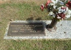 Sherwood Benton Allen