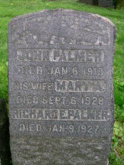 Mary Ann <i>Moran</i> Palmer