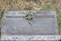Dorothy Jean <i>Clark</i> Baker