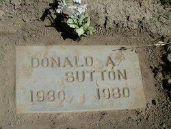 Donald Alexander Dickie Sutton