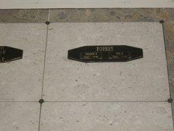 Wilfrid Joseph Forbes, Sr