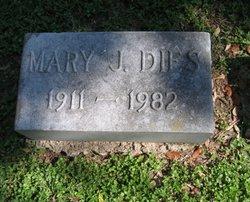Mary J Dies