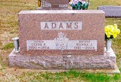 Wanda Juanita <i>Dunbar</i> Adams