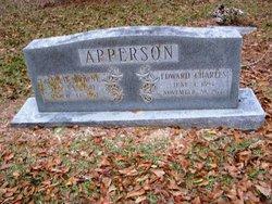 Alma D <i>Brown</i> Apperson