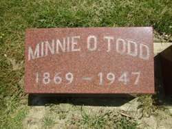 Minnie Orah Todd