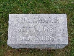 Vera C. Martin
