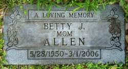 Betty J. Allen