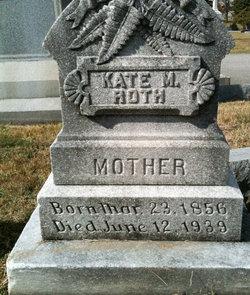 Katherine M <i>Pirrmann</i> Roth