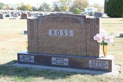 Daisy L <i>Barham</i> Ross