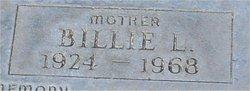 Billie L Hughes