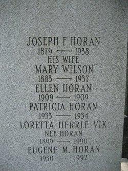 Loretta Lu <i>Horan</i> Herrle Vik