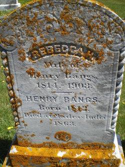 Henry Bangs
