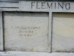 C. Arnold Fleming