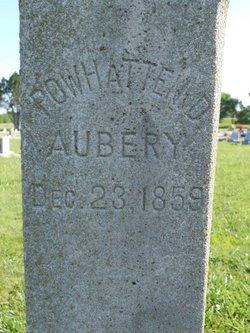 Powhatten D. Aubery