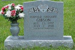 Harold Gregory Gibson