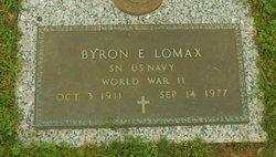 Byron Eugene Lomax