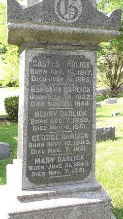 George Garlick