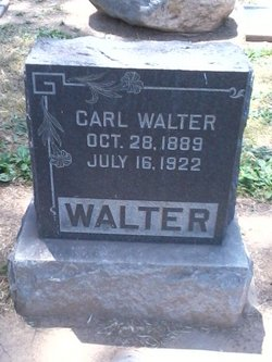 Carl Walter