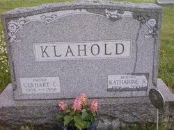Gerhart Carl Klahold