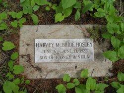 Harvey McBride Hosley